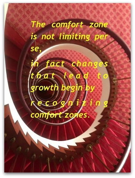 """Comfort Zone, Zone of Certainty"" by Moises Perez Cosgaya"