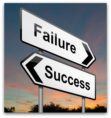 """The Allure of Failure"" A guest post by Brian Lumsdon"