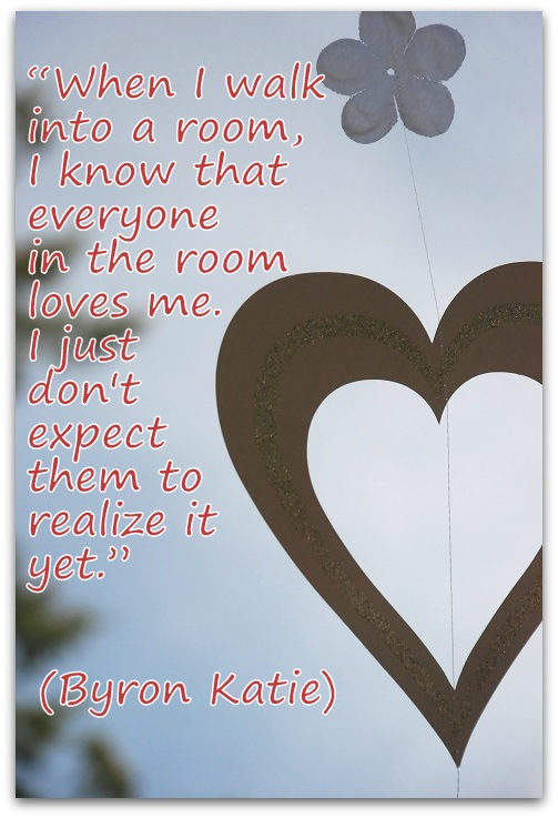 Byron Katie Quotes Interesting Coaching Quote Of The Day 2Nd January 2013