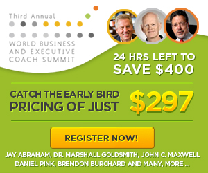 WBECS (World Business and Executive Coach Summit) 2013