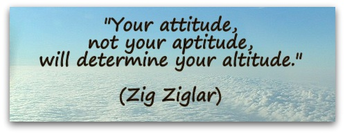 attitude and not your aptitude decides When we don't have a positive attitude we loose our hopes at that time he/she   therefore to decide where to start, when to start, how to start a business you   aptitude they test the knowledge 1st then only they come to know our attitude so.