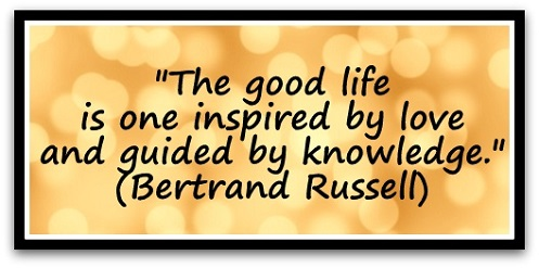 the good life essay by bertrand russell